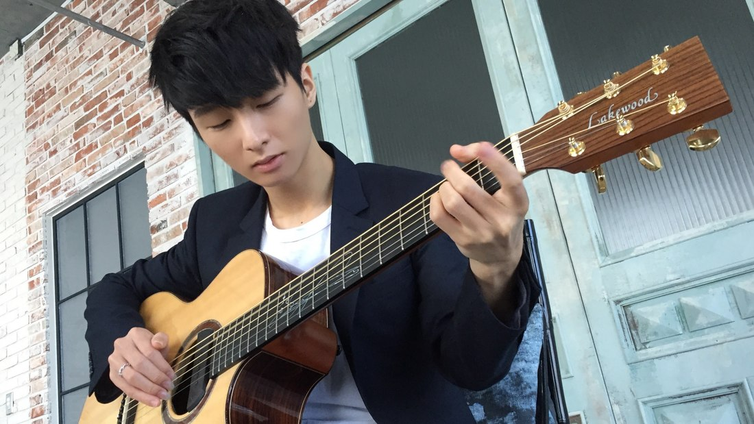 Picture Sungha Jung