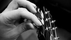 Picture Baritone Guitar Tuning